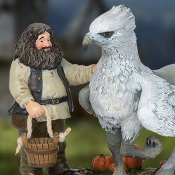 A Proud Hippogriff, Indeed Figurine