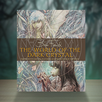The World of the Dark Crystal Book