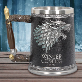 Winter is Coming Tankard Collectible Drinkware