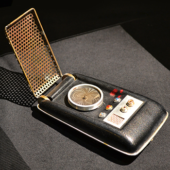 Star Trek Bluetooth Communicator Prop Replica