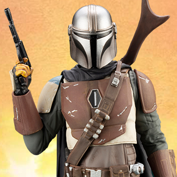 The Mandalorian 1:10 Scale Statue