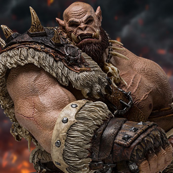 Orgrim (Standard Version) Statue