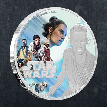 Rey Silver Coin Silver Collectible