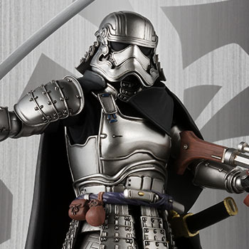 Ashigaru Taisho Captain Phasma Collectible Figure