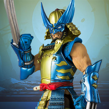 Muhomono Wolverine Collectible Figure