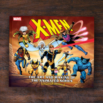X-Men: The Art and Making of The Animated Series Book