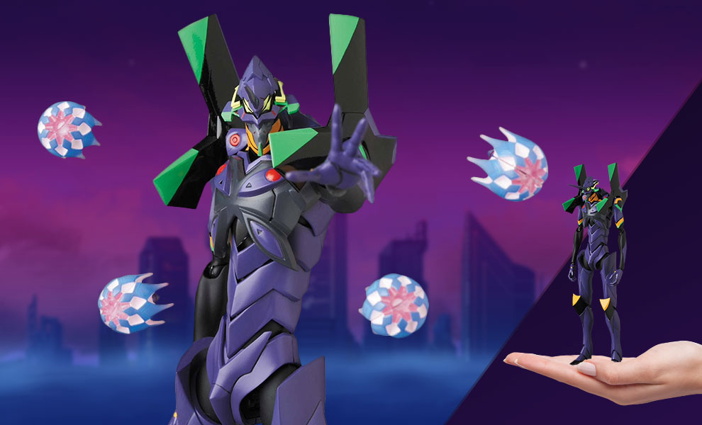 Evangelion Unit 13 Collectible Figure