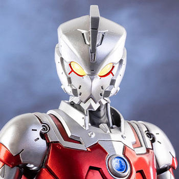 Ultraman Ace Suit (Anime Version) Sixth Scale Figure