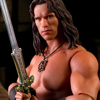 Conan the Barbarian Sixth Scale Figure