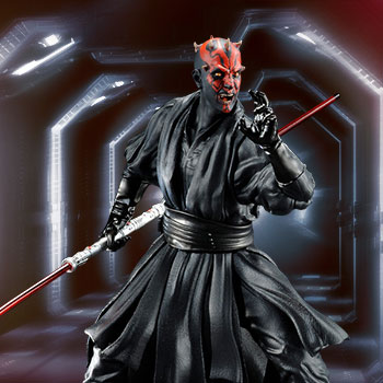 Darth Maul Statue