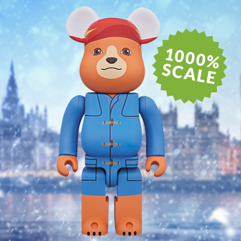 Be@rbrick Paddington 1000% Figure