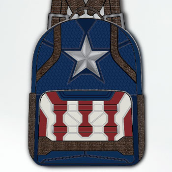 Captain America Endgame Hero Mini Backpack Apparel