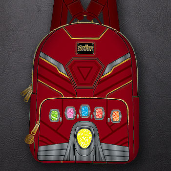 Iron Gauntlet Endgame Hero Mini Backpack Apparel