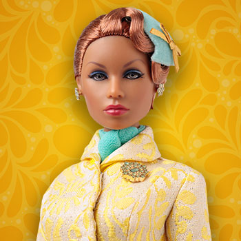 Lady Aurelia (Mid-Day Venture) Collectible Doll