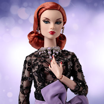 Victoire Roux (Dramatic Evening) Collectible Doll