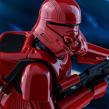 Sith Jet Trooper Sixth Scale Figure