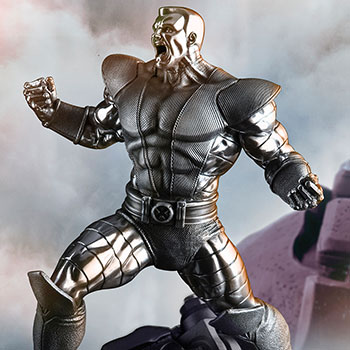 Colossus Victorious Figurine Pewter Collectible