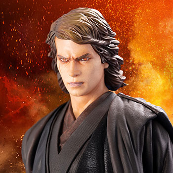 Anakin Skywalker Revenge Of The Sith Figure By Hot Toys Sideshow Collectibles