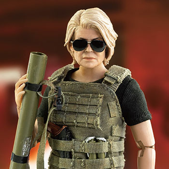 Sarah Connor Collectible Figure