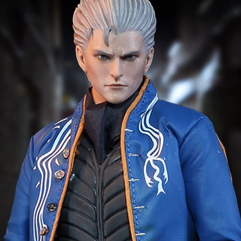 Vergil (Luxury Edition) Sixth Scale Figure