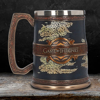 The Seven Kingdoms Tankard Collectible Drinkware