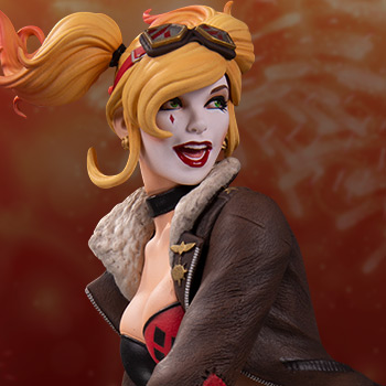 Harley Quinn (Deluxe Version 2) Statue