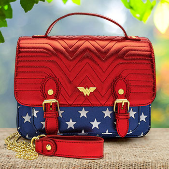 Wonder Woman Crossbody Apparel