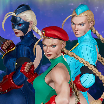 Cammy: Evolution Collectible Set