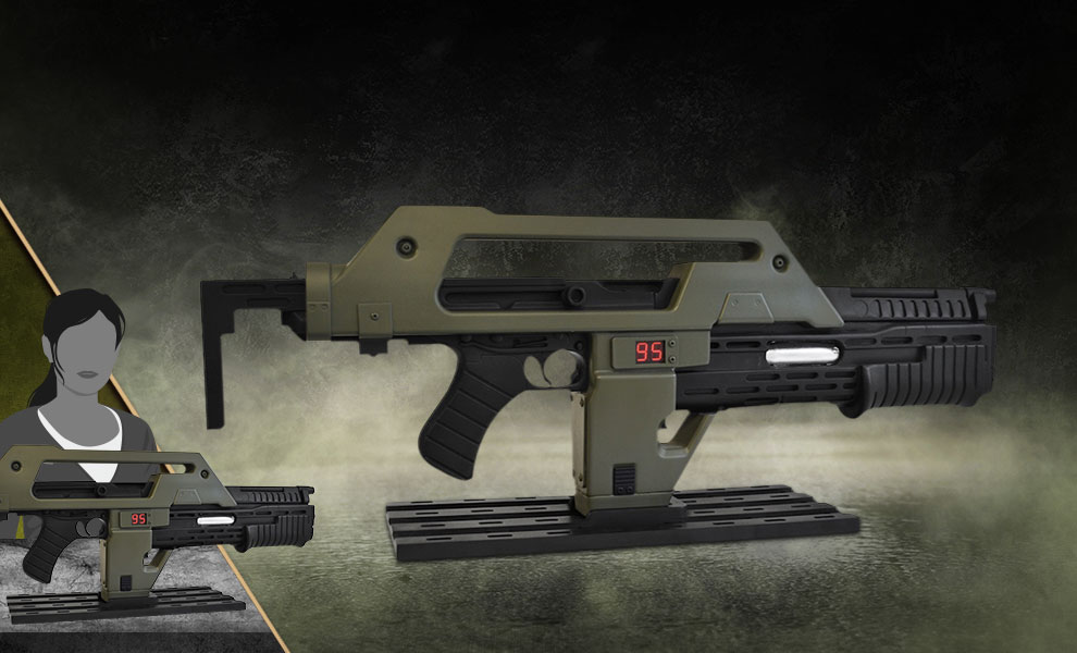 Alien Pulse Rifle Prop Replica
