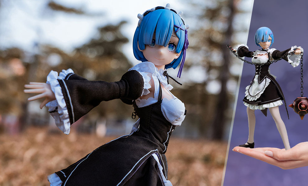 Rem Sixth Scale Figure
