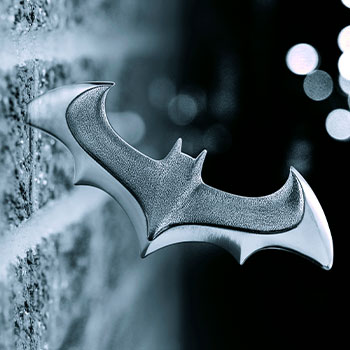 Batarang Letter Opener Office Supplies