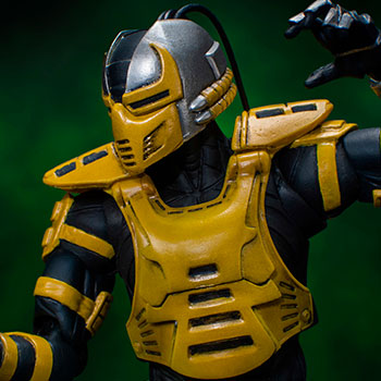 Cyrax Collectible Figure