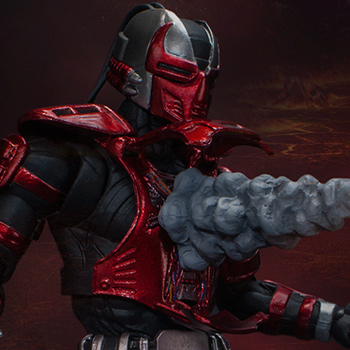 Sektor Collectible Figure