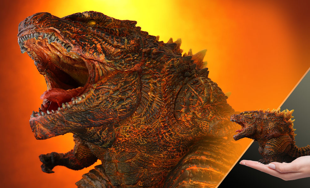 Burning Godzilla (2019) Collectible Figure