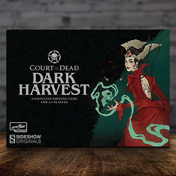Court of the Dead: Dark Harvest Playing Cards