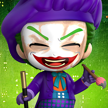Joker (Laughing Version) Collectible Figure
