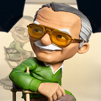 Stan Lee Mini Co. Collectible Figure