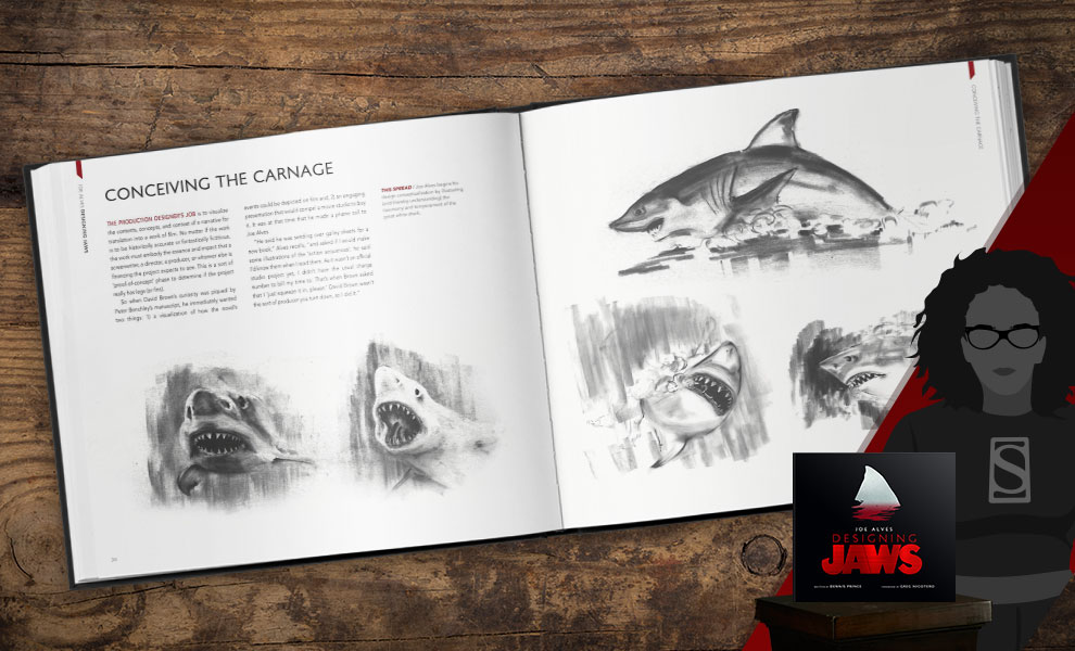 Joe Alves: Designing Jaws Book