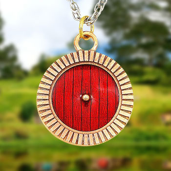 Hobbiton™ Door Necklace Jewelry