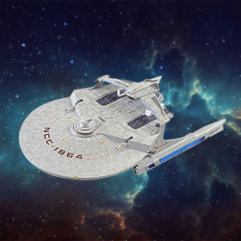 U.S.S. Reliant (Oversized Edition) Model