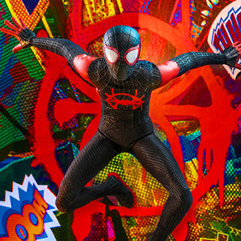 Miles Morales Sixth Scale Figure