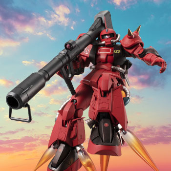 MS-06R-2 Zaku II (High Mobility Type) Collectible Figure