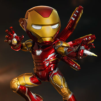 Iron Man: Avengers Endgame Mini Co. Collectible Figure