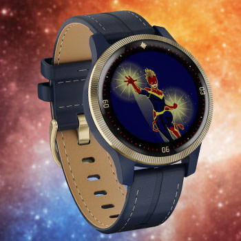 Captain Marvel Smartwatch Jewelry