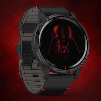 Darth Vader™ Smartwatch Jewelry