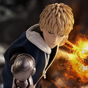 Genos (Deluxe) Sixth Scale Figure