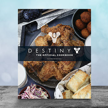 Destiny: The Official Cookbook Book