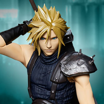Cloud Strife Statuette