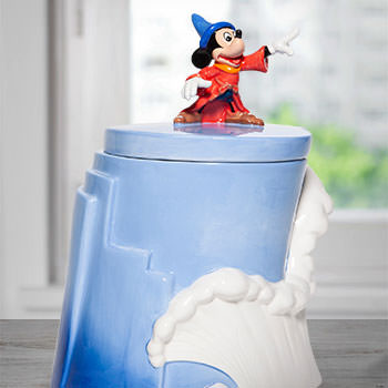 Fantasia 80th Anniversary Cookie Jar Kitchenware