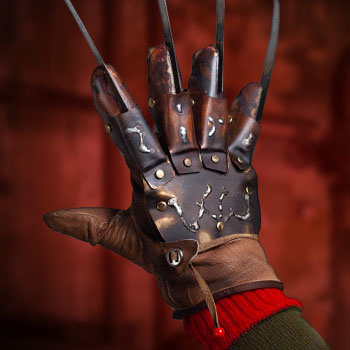 Freddy Krueger Deluxe Glove (The Dream Master) Prop